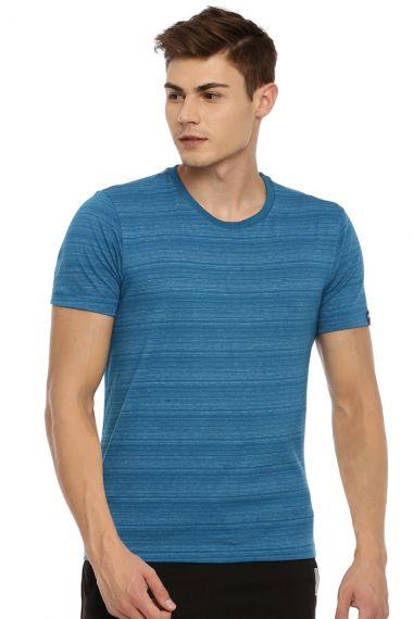 Active Magic Striper Crew Neck T-Shirt