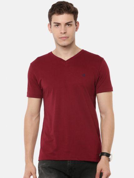 V - Neck T-Shirt (Pack of 2)