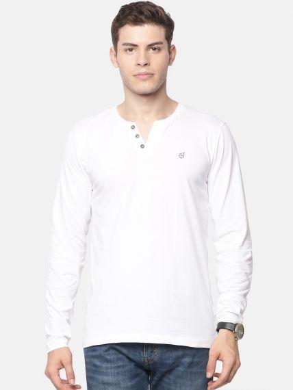 Full Sleeve Neck T-Shirt (Pack of 2)