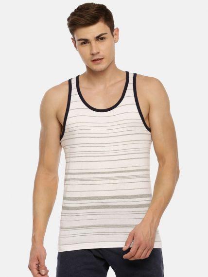 Designer Striped Vest