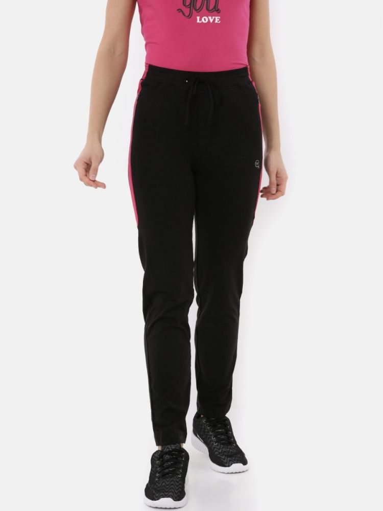 Sports Stretch Active Pants with Zip
