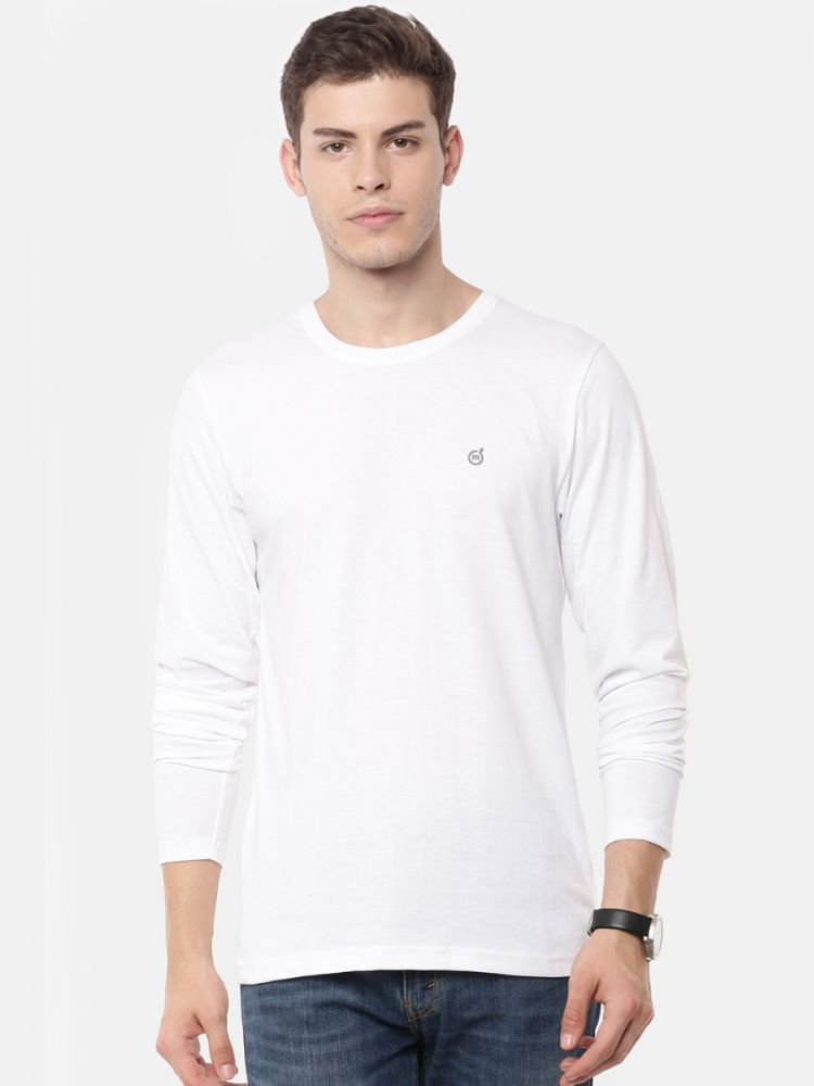 Full Sleeve Crew Neck T-Shirt (Pack of 2)