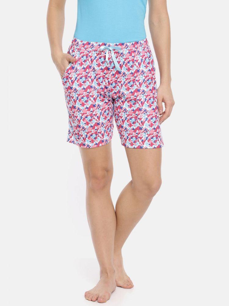 Cotton Modal Shorts