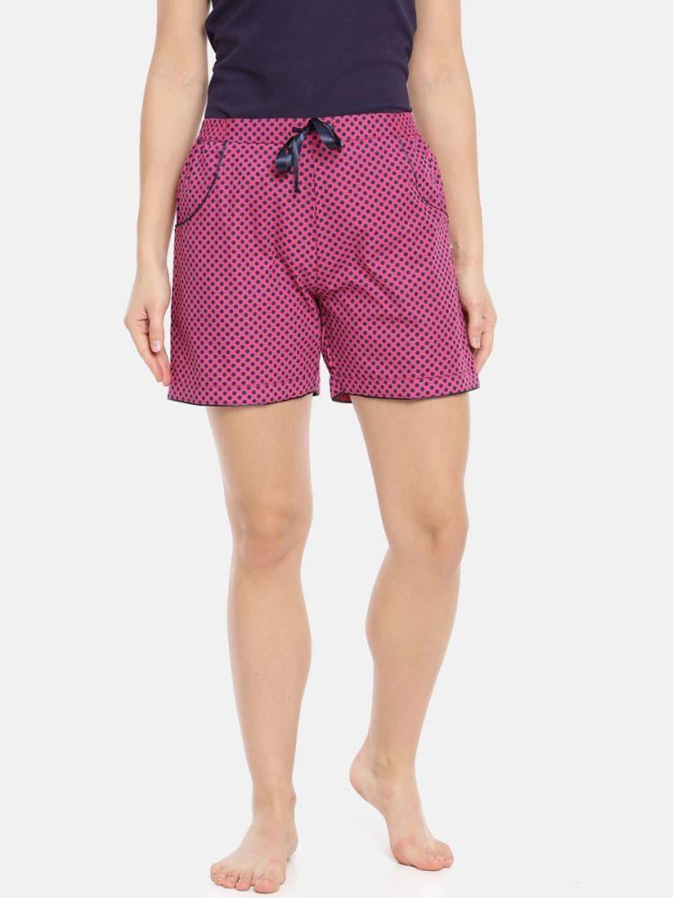 Comfort Printed Shorts