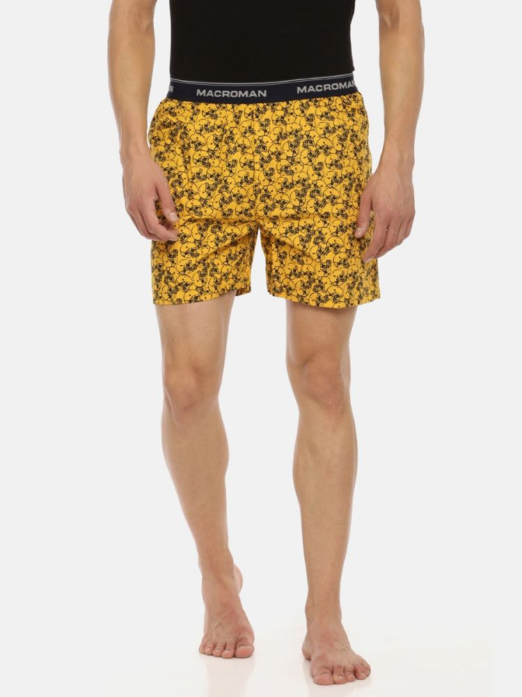 Leisures Jazz Printed Boxers (Outer Elastic)