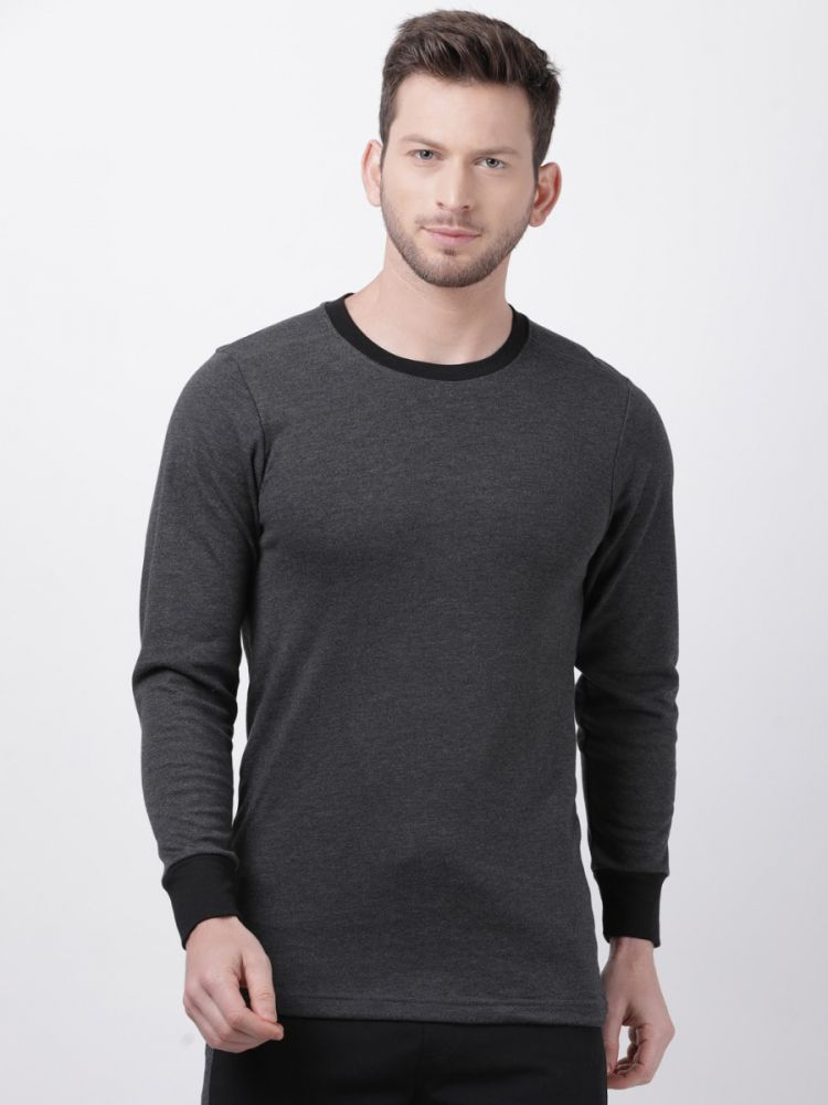 Full Sleeves Round Neck Fashion Thermal