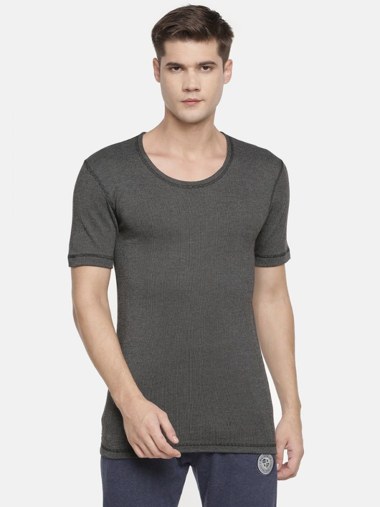 Half Sleeves U-Neck Premium Thermals