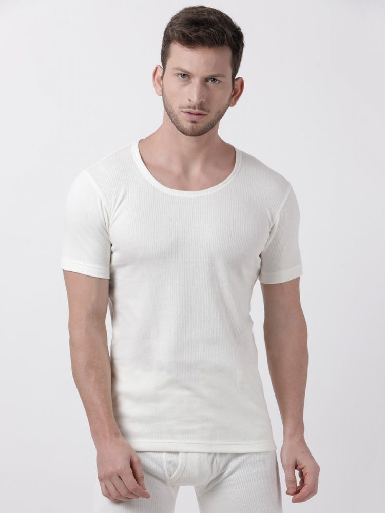 Half Sleeves U-Neck Premium Thermals