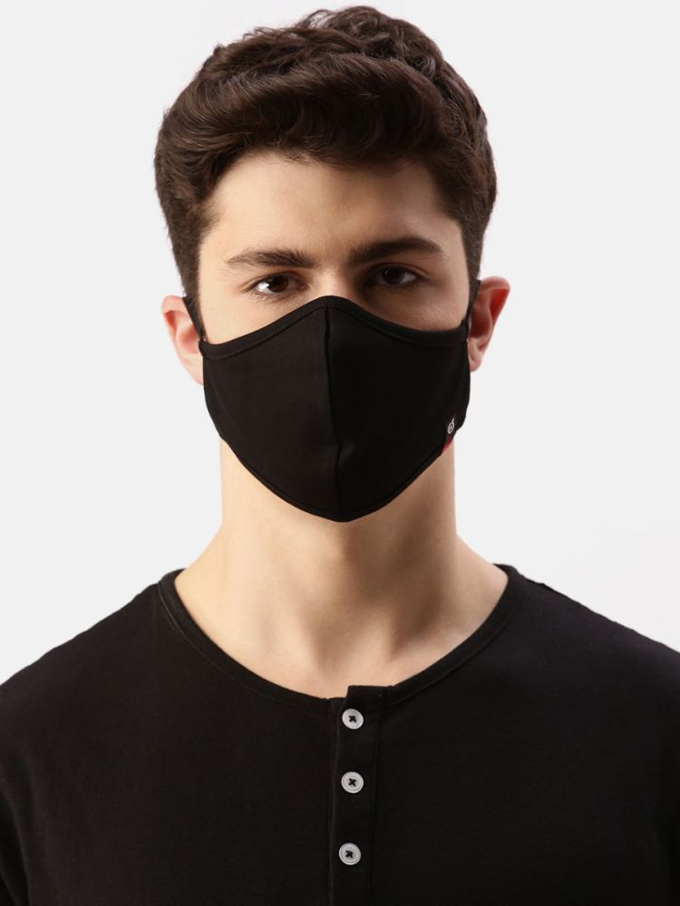 3 LAYER PROTECTIVE MASK