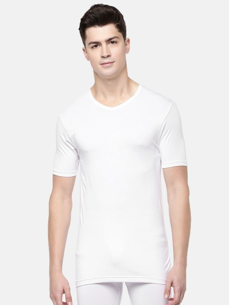 Wonder Thermal V-Neck Half Sleeves