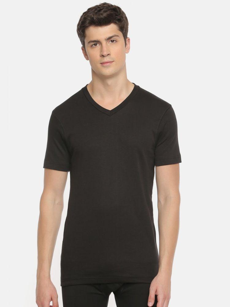 Fashion Thermal Hotmax Half Sleeves V-Neck