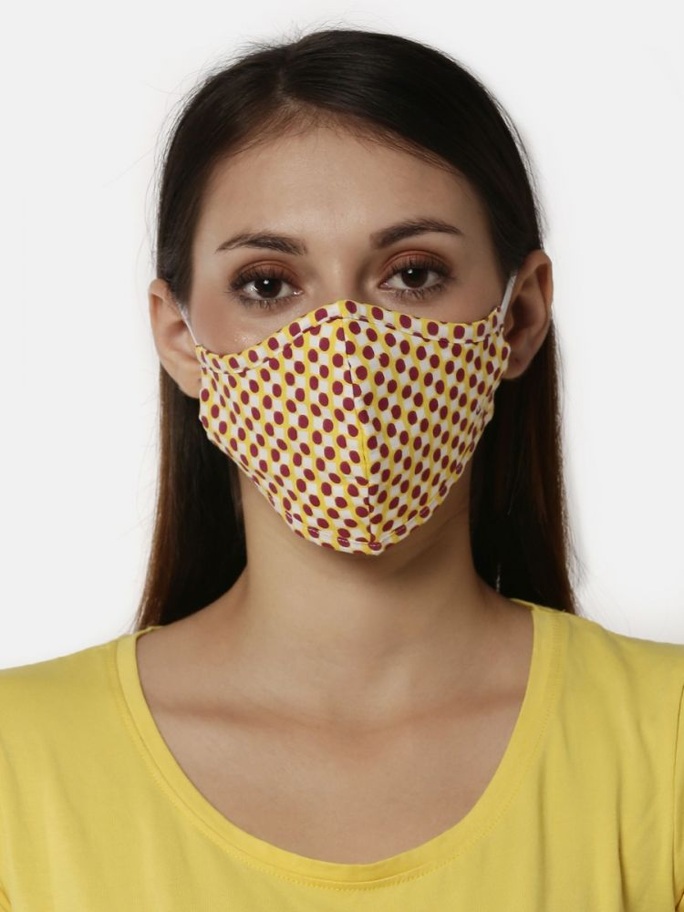3 LAYER PROTECTIVE MASK (2PC PACK)